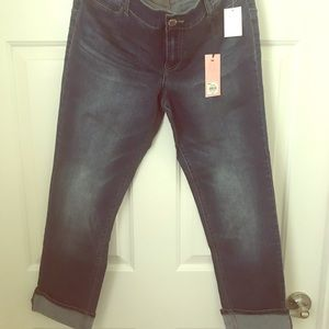 NWT Juicy couture for Kohl's medium wash jeans